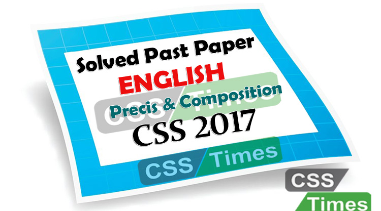 Past Papers English