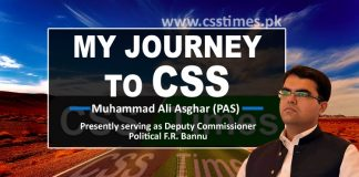 My Journey to CSS