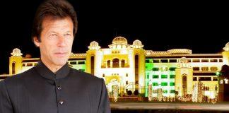Imran Khan as Prime Minister of Pakistan