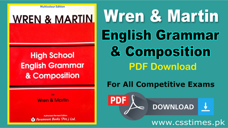 English Book For Competitive Exams Pdf