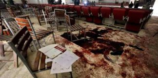 Massacre that Shook the World APS Peshawar Attack