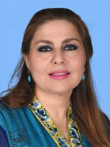 Rabiya Agha first female president