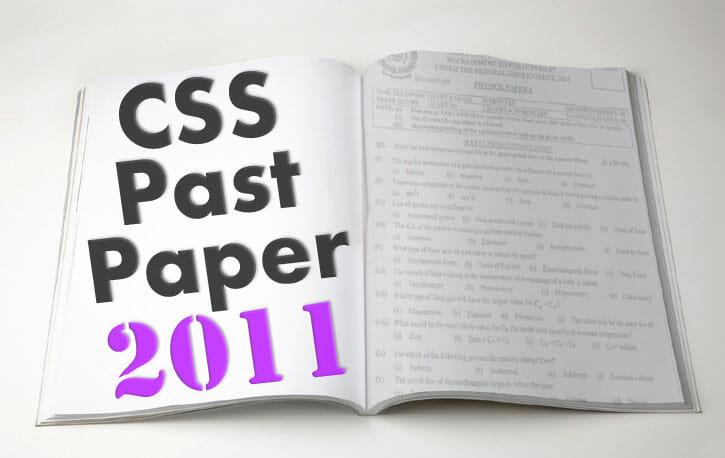 css-past-papers-2011