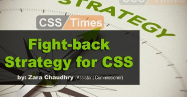 Fight-back Strategy for CSS
