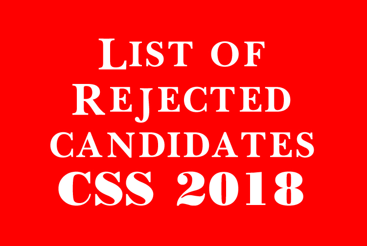 CSS-Exams-2018-Rejected-Can