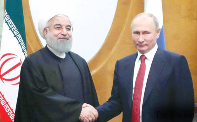Are cracks emerging in the Russia-Iran alliance in Syria