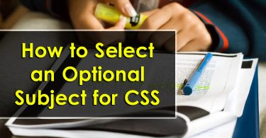 How to Select an Optional Subject for CSS