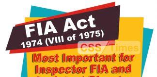 Additional Director FIA, jobs
