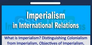 Imperialism in International Relations