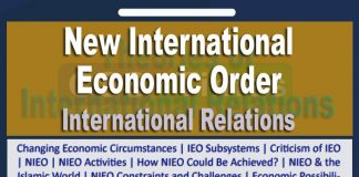 New International Economic Order