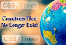 Countries That No Longer Exist | World General Knowledge