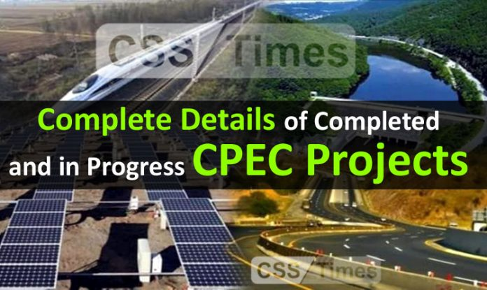 2018 in Review: 11 CPEC Projects Completed, 11 in Progress