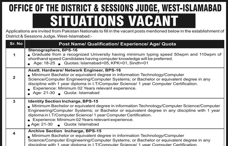NTS Latest Job Advertisement 2019 1 | CSS Times