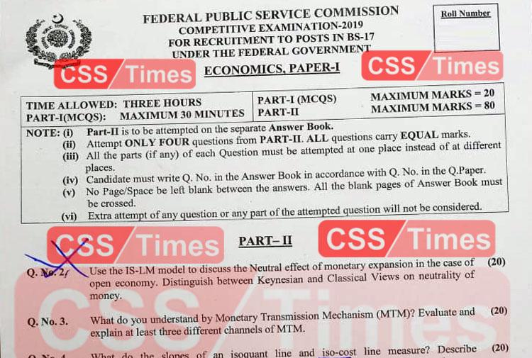 CSS EconomicsPaper-12019