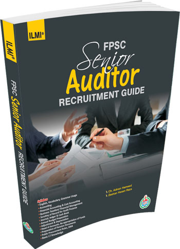 FPSC Senior Auditor Guide by ILMI