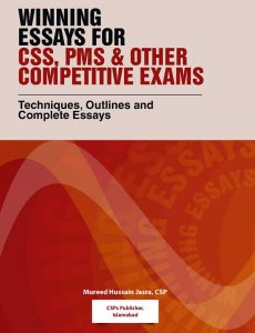 Winning Essays for CSS PMS by Mureed Hussain Jasra