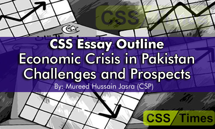 Essay about economic crisis