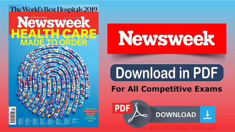 Download Newsweek in PDF