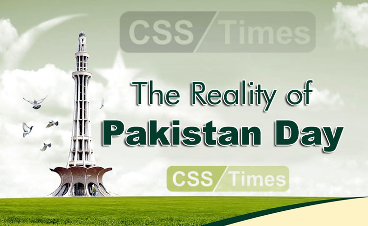 The Reality of Pakistan Day (By: Ayesha Manzoor)