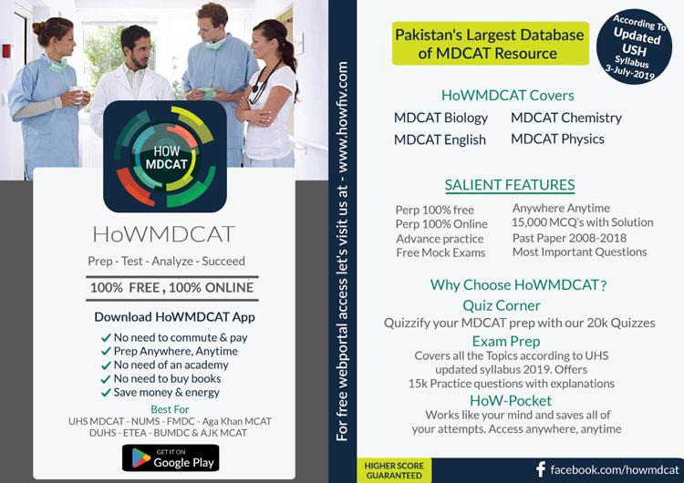 HowPrep - Pakistan Biggest Test Prep App How5