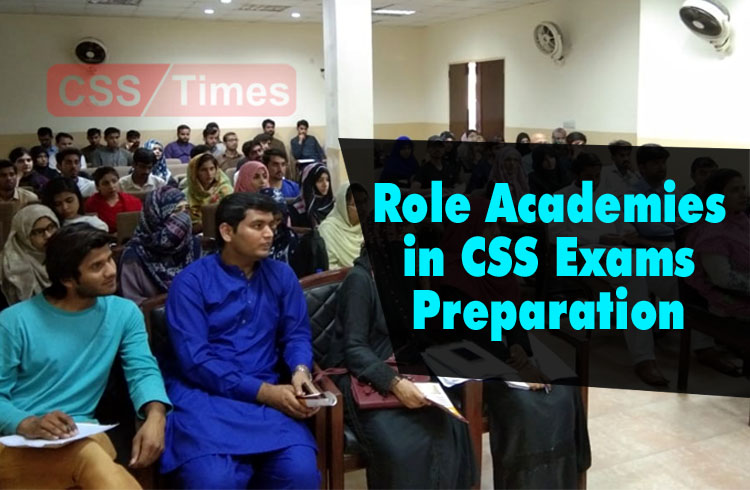 Role Academies in CSS Exams Preparation