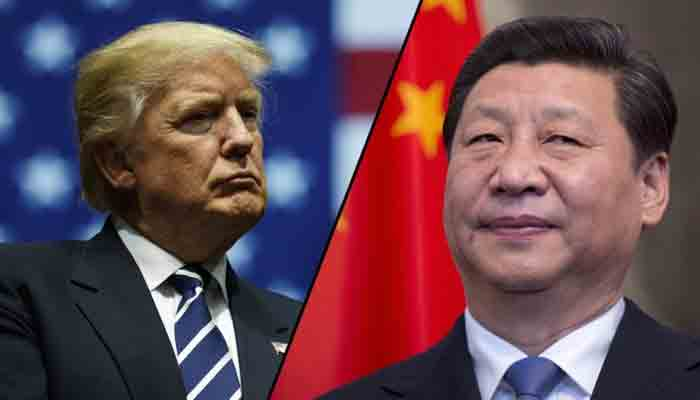 US vs China (By: Dr Farrukh Saleem)