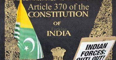 بھارتی آئین کا آرٹیکل 370 اور 35اے کیا ہے؟ | What is Indian Article 370