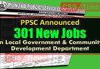 Local Government & Community Development Department