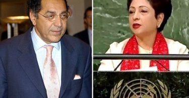 Munir Akram to replace Maleeha Lodhi as Pakistan's Envoy to UN