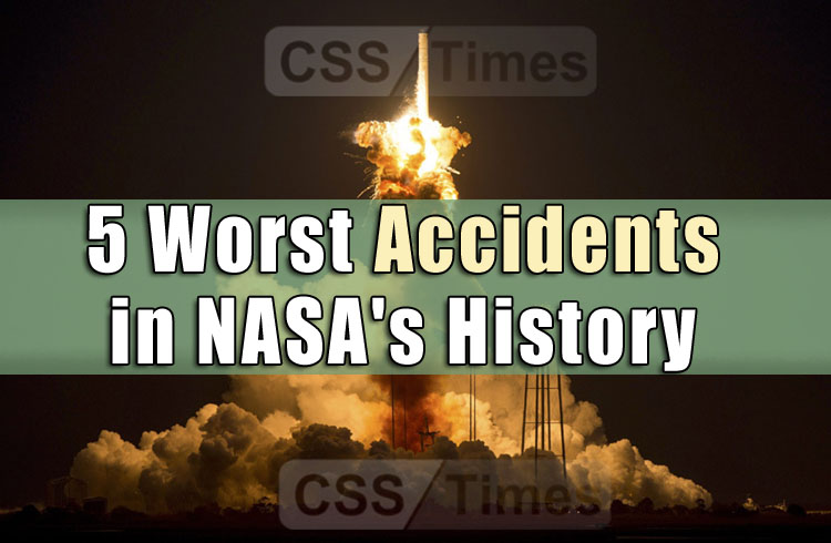 5 Worst Accidents in NASA's History