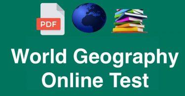 World-Geography-Online-Test-