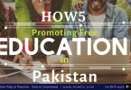 HOW5 an evolutionary step towards Academy Free Pakistan