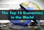 The Top 10 Economies in the World