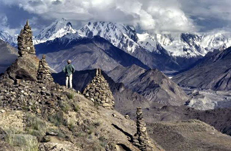 Physical geography of Pakistan