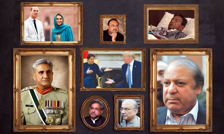 2019 in review Who made news in Pakistan