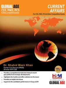Current Affairs by Dr Shahid Wazir Khan 1 copy