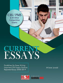 CSS Book Current Essays