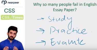 Learn the Art of English Essay Writing by Hammad Ahmed (CSS Essay Topper)