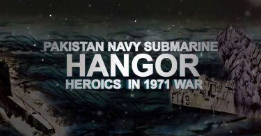 Heroics and act of valour by PNSM Hangor in 1971 War (By Captain Aamir Iqbal)