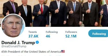How Donald Trump's use of Twitter has changed Diplomacy