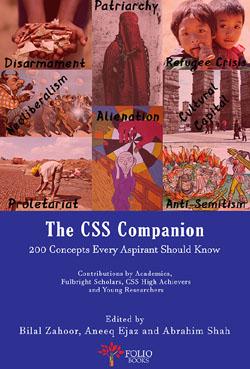 The CSS Companion Book by Folio