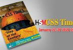 Weekly HSM CSS Times (January 22-28, 2020) E-Magazine | Download in PDF Free