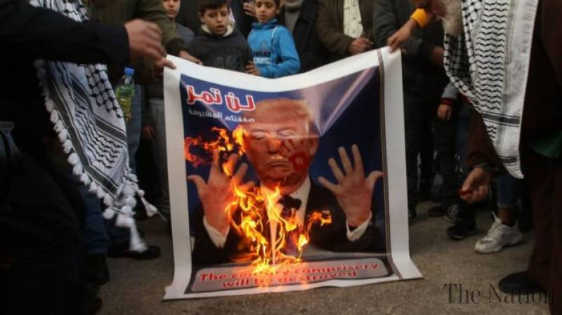 Middle East peace plan: What US gets out of it