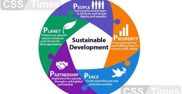 "The 2030 Agenda for Sustainable Development and the ""Five Ps"""