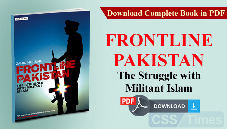 FRONTLINE PAKISTAN The Struggle with Militant Islam | Download in PDF