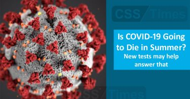 Is COVID-19 Going to Die in Summer? New tests may help answer that