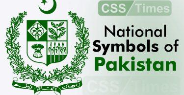 National Symbols of Pakistan | Pakistan General Knowledge