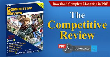 """The Competitive Review"" 