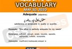 Daily DAWN News Vocabulary