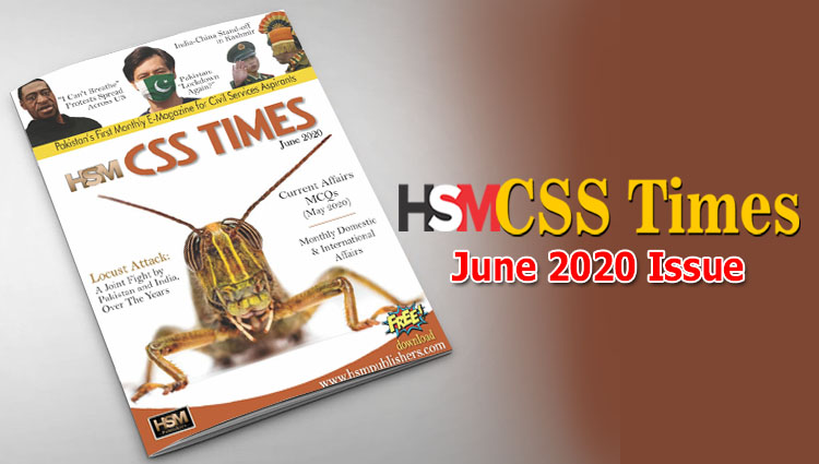 HSM CSS Times (June 2020) E-Magazine | Download in PDF Free